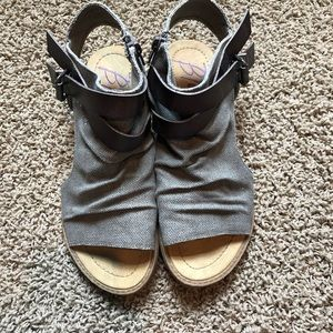 Women's Blowfish Sandals